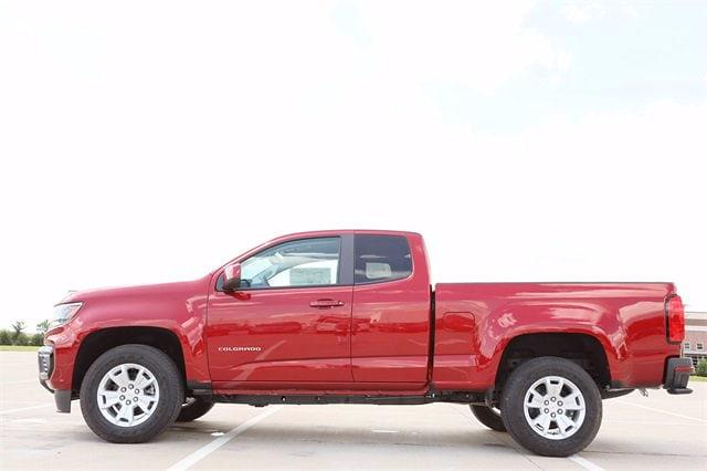 2021 Chevrolet Colorado Extended Cab 4x2, Pickup #M1221316 - photo 5