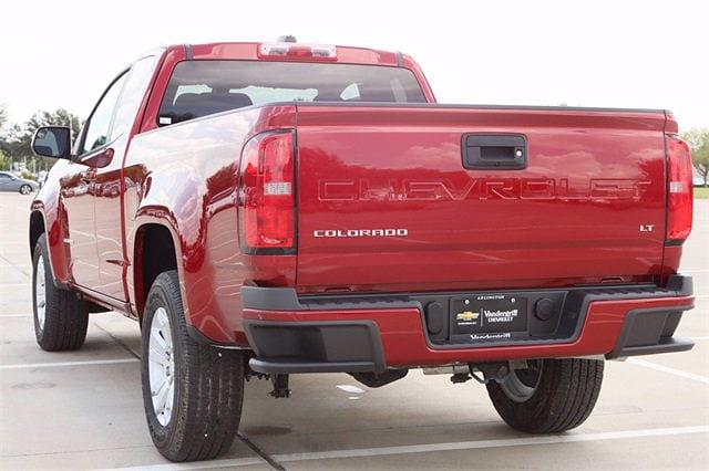2021 Chevrolet Colorado Extended Cab 4x2, Pickup #M1221316 - photo 2