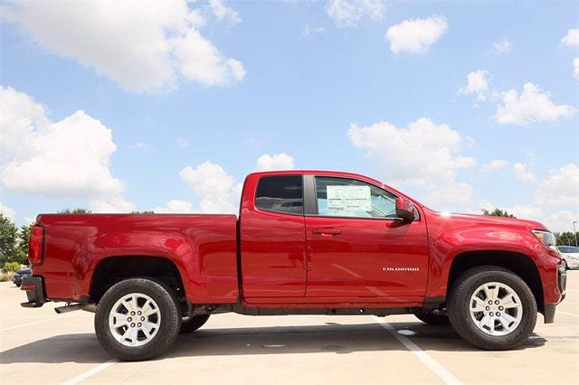 2021 Chevrolet Colorado Extended Cab 4x2, Pickup #M1221316 - photo 8