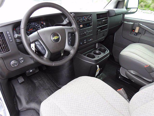 2021 Chevrolet Express 2500 4x2, Empty Cargo Van #M1235408 - photo 11