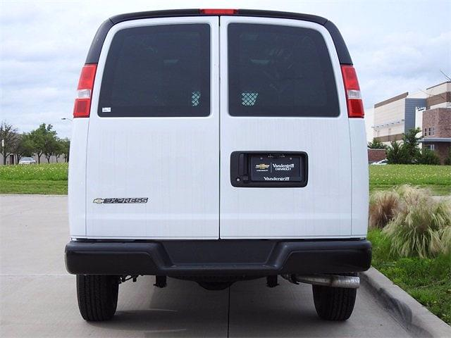 2021 Chevrolet Express 2500 4x2, Empty Cargo Van #M1235408 - photo 4