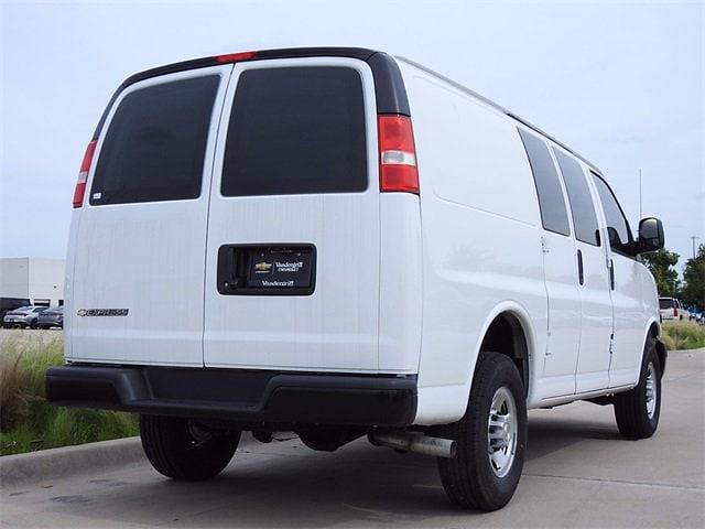 2021 Chevrolet Express 2500 4x2, Empty Cargo Van #M1235408 - photo 5