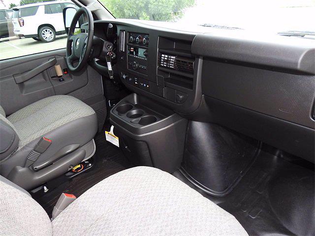 2021 Chevrolet Express 2500 4x2, Empty Cargo Van #M1235429 - photo 12