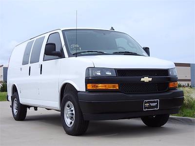 2021 Chevrolet Express 2500 4x2, Empty Cargo Van #M1235429 - photo 7