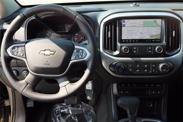 2021 Chevrolet Colorado Crew Cab 4x4, Pickup #M1261598 - photo 10