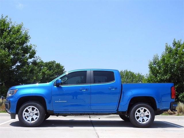 2021 Chevrolet Colorado Crew Cab 4x2, Pickup #M1269895 - photo 3