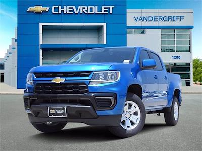 2021 Chevrolet Colorado Crew Cab 4x2, Pickup #M1269895 - photo 1