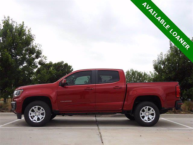 2021 Chevrolet Colorado Crew Cab 4x2, Pickup #M1270048 - photo 3
