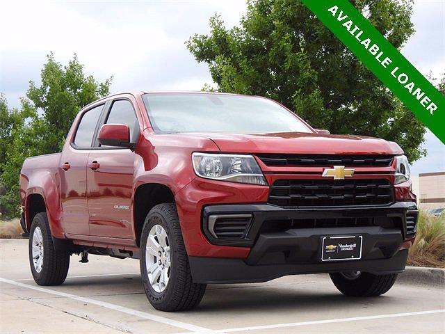 2021 Chevrolet Colorado Crew Cab 4x2, Pickup #M1270048 - photo 7