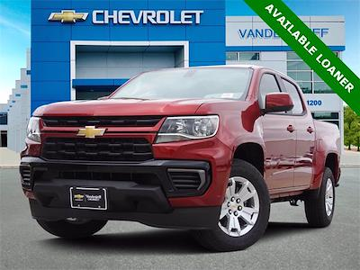 2021 Chevrolet Colorado Crew Cab 4x2, Pickup #M1270048 - photo 1