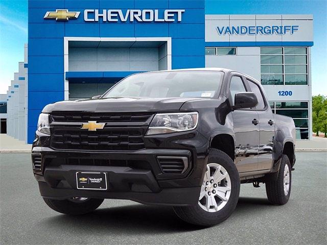 2021 Chevrolet Colorado Crew Cab 4x2, Pickup #M1270348 - photo 1