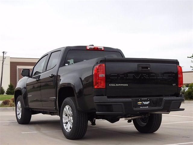 2021 Chevrolet Colorado Crew Cab 4x2, Pickup #M1273207 - photo 1