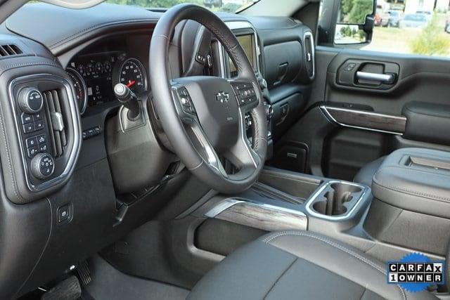 2021 Chevrolet Silverado 2500 Crew Cab 4x4, Pickup #MF167914 - photo 14