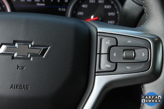 2021 Chevrolet Silverado 2500 Crew Cab 4x4, Pickup #MF167914 - photo 19
