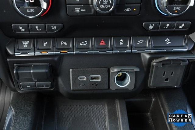 2021 Chevrolet Silverado 2500 Crew Cab 4x4, Pickup #MF167914 - photo 22