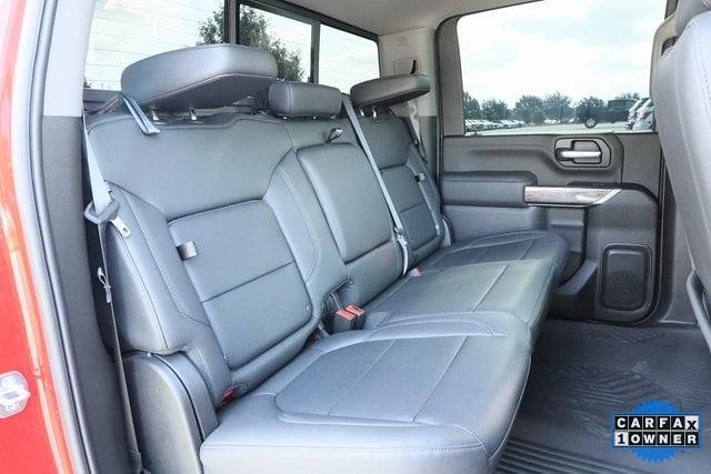 2021 Chevrolet Silverado 2500 Crew Cab 4x4, Pickup #MF167914 - photo 37