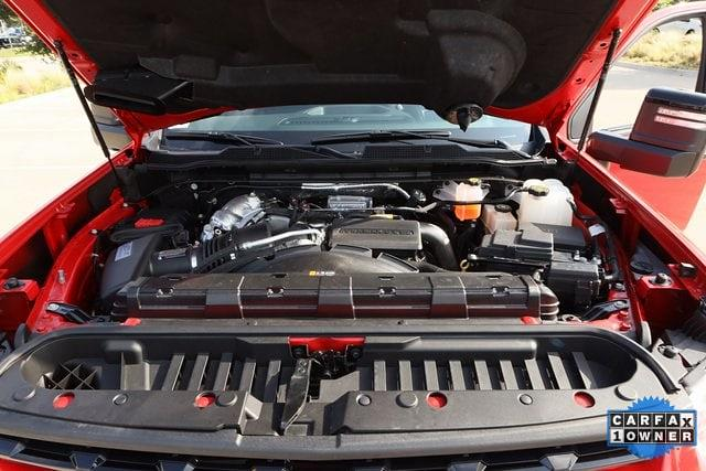 2021 Chevrolet Silverado 2500 Crew Cab 4x4, Pickup #MF167914 - photo 34