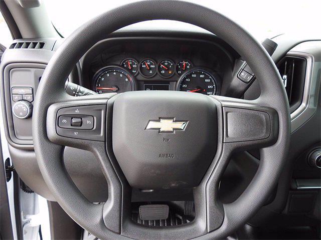 2021 Chevrolet Silverado 2500 Regular Cab 4x2, Pickup #MF208440 - photo 12