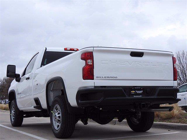 2021 Chevrolet Silverado 2500 Regular Cab 4x2, Pickup #MF208440 - photo 2
