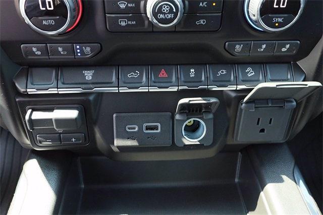 2021 Chevrolet Silverado 2500 Crew Cab 4x4, Pickup #MF313633 - photo 15