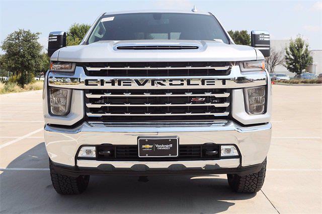 2021 Chevrolet Silverado 2500 Crew Cab 4x4, Pickup #MF313633 - photo 6