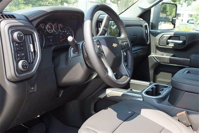 2021 Chevrolet Silverado 2500 Crew Cab 4x4, Pickup #MF313633 - photo 8