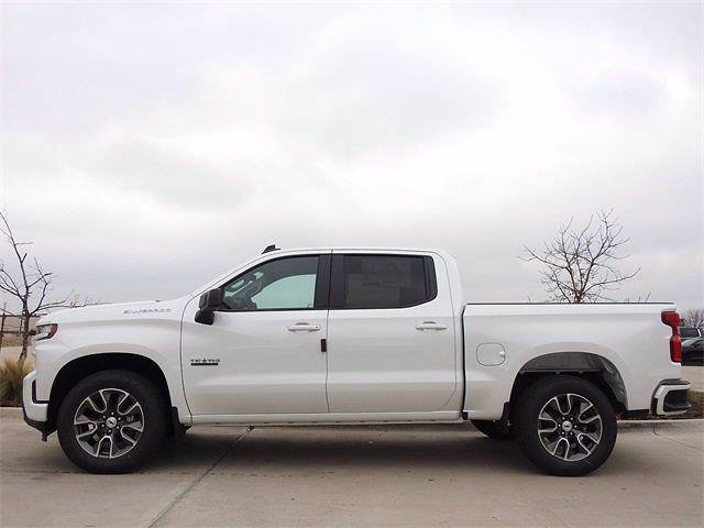 2021 Chevrolet Silverado 1500 Crew Cab 4x2, Pickup #MG215771 - photo 3