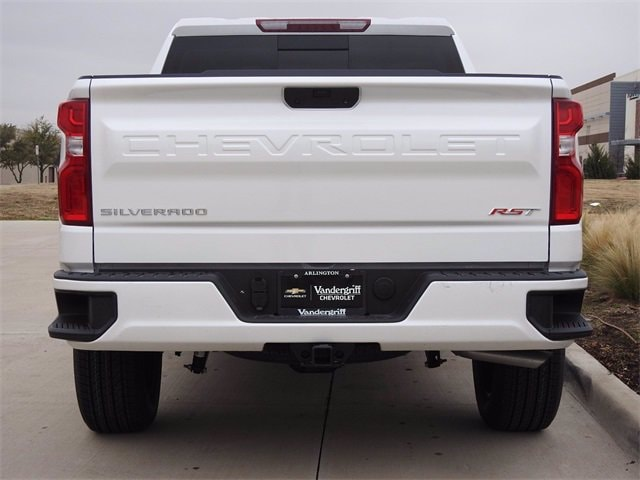 2021 Chevrolet Silverado 1500 Crew Cab 4x2, Pickup #MG215771 - photo 4