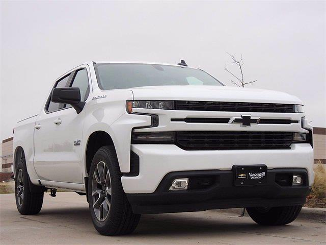2021 Chevrolet Silverado 1500 Crew Cab 4x2, Pickup #MG215771 - photo 7