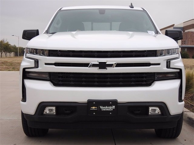 2021 Chevrolet Silverado 1500 Crew Cab 4x2, Pickup #MG215771 - photo 8