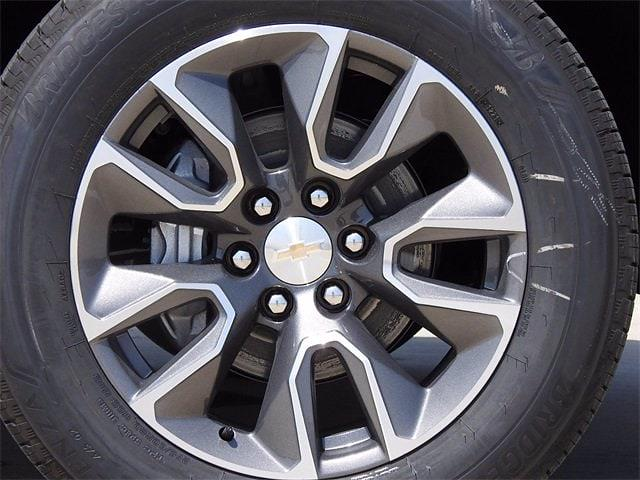 2021 Chevrolet Silverado 1500 Crew Cab 4x2, Pickup #MG321184 - photo 9