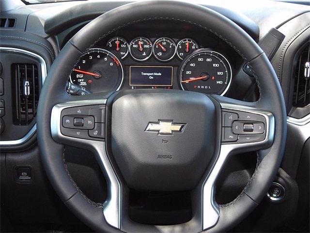 2021 Chevrolet Silverado 1500 Crew Cab 4x2, Pickup #MG321238 - photo 14