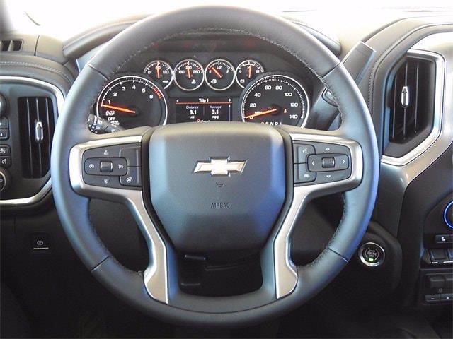 2021 Chevrolet Silverado 1500 Crew Cab 4x4, Pickup #MG322943 - photo 14