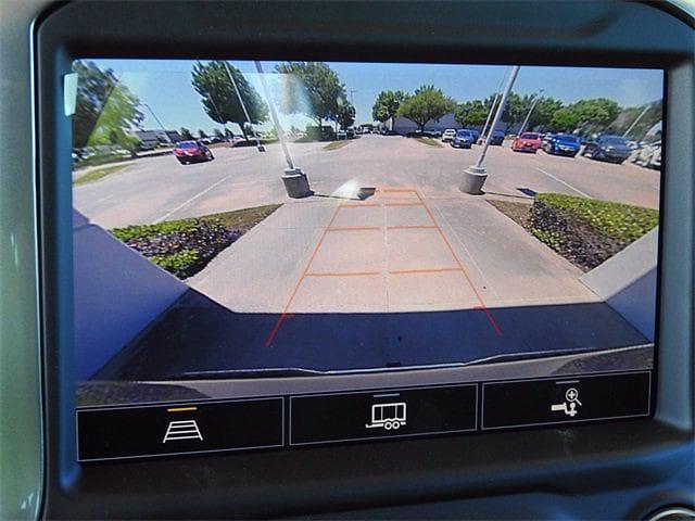 2021 Chevrolet Silverado 1500 Crew Cab 4x4, Pickup #MG322943 - photo 19