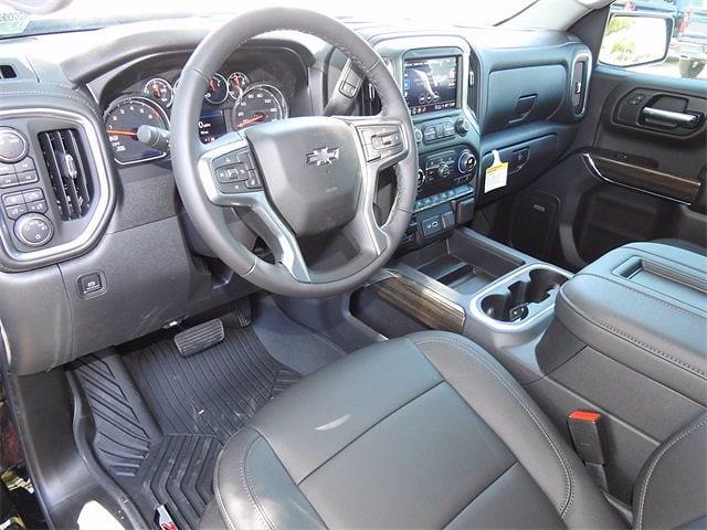 2021 Chevrolet Silverado 1500 Crew Cab 4x4, Pickup #MG328630 - photo 11