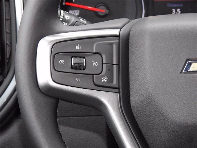 2021 Chevrolet Silverado 1500 Crew Cab 4x2, Pickup #MG329122 - photo 16