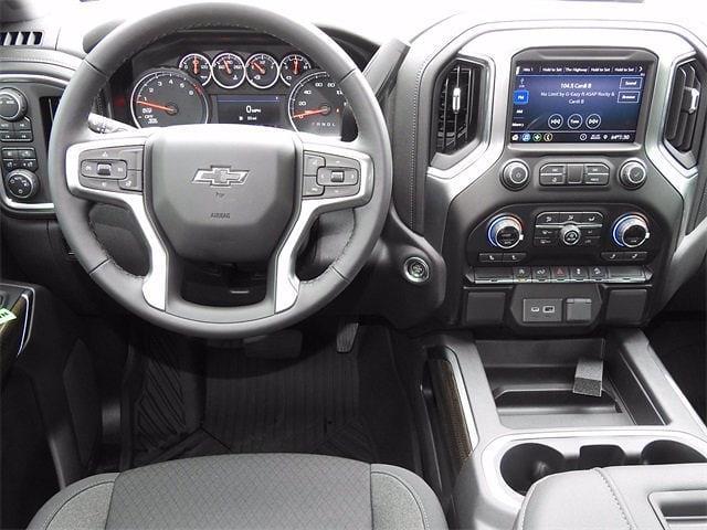 2021 Chevrolet Silverado 1500 Crew Cab 4x4, Pickup #MG332197 - photo 13