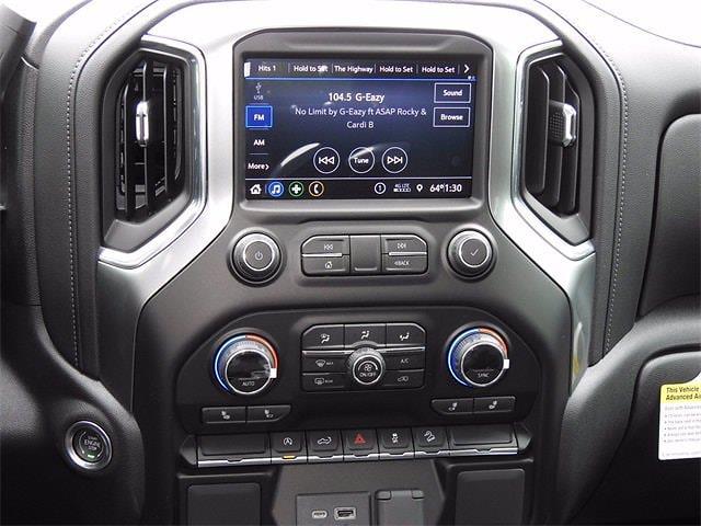 2021 Chevrolet Silverado 1500 Crew Cab 4x4, Pickup #MG332197 - photo 17