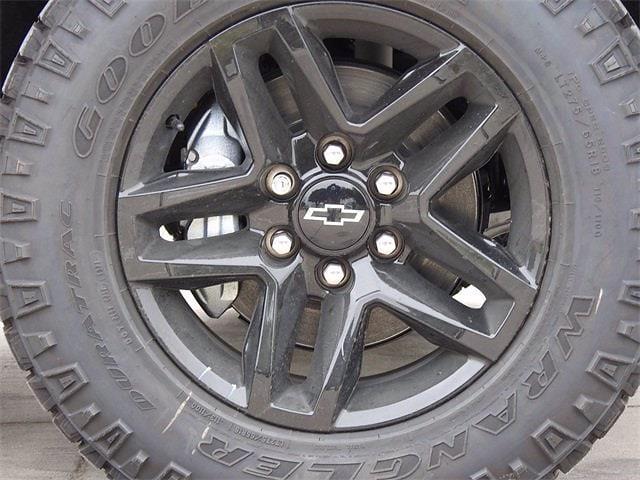 2021 Chevrolet Silverado 1500 Crew Cab 4x4, Pickup #MG332197 - photo 9