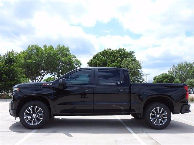 2021 Chevrolet Silverado 1500 Crew Cab 4x4, Pickup #MG336298 - photo 1