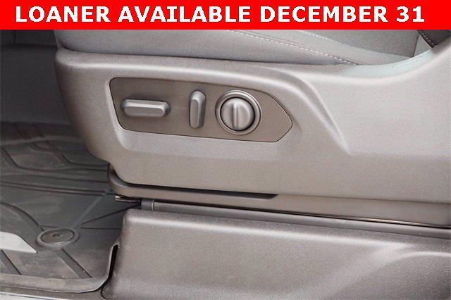 2021 Chevrolet Silverado 1500 Crew Cab 4x2, Pickup #MG363215 - photo 17