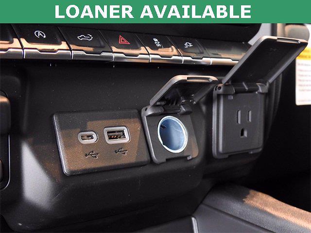 2021 Chevrolet Silverado 1500 Crew Cab 4x4, Pickup #MG365595 - photo 20