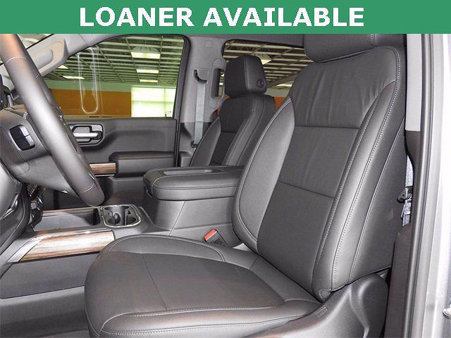 2021 Chevrolet Silverado 1500 Crew Cab 4x4, Pickup #MG365595 - photo 26