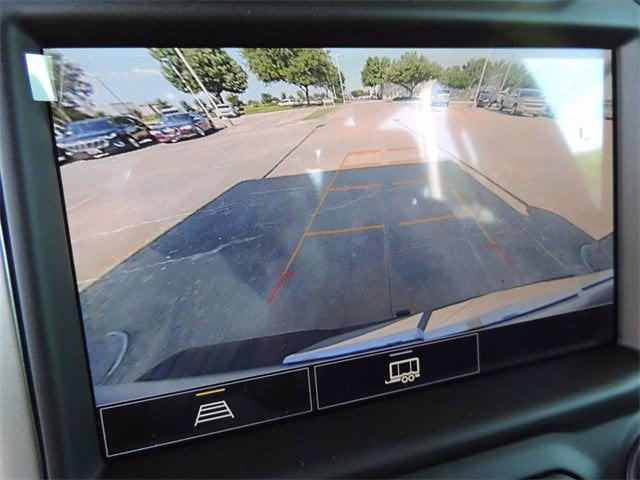 2021 Chevrolet Silverado 1500 Crew Cab 4x4, Pickup #MG366564 - photo 20