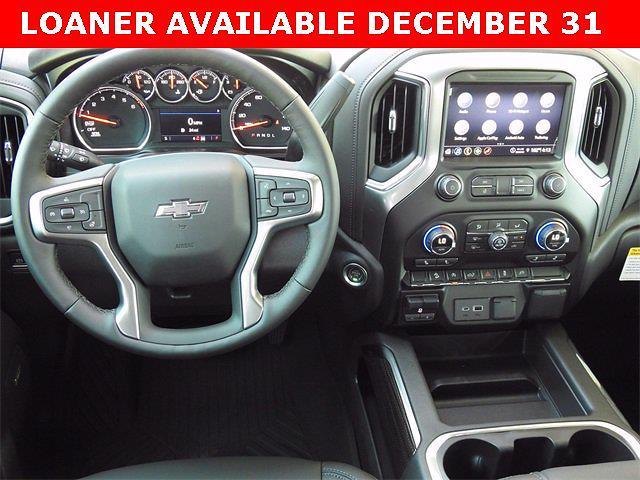2021 Chevrolet Silverado 1500 Crew Cab 4x4, Pickup #MG367156 - photo 14