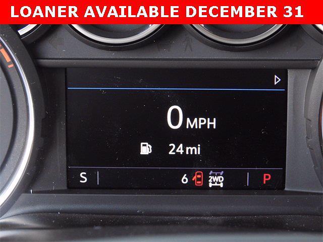 2021 Chevrolet Silverado 1500 Crew Cab 4x4, Pickup #MG367156 - photo 18