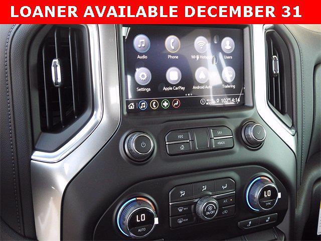 2021 Chevrolet Silverado 1500 Crew Cab 4x4, Pickup #MG367156 - photo 19
