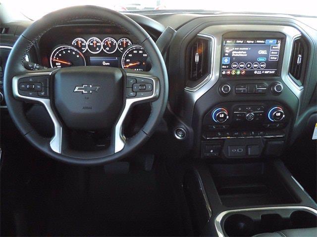2021 Chevrolet Silverado 1500 Crew Cab 4x4, Pickup #MG368817 - photo 14