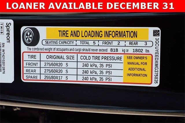 2021 Silverado 1500 Crew Cab 4x4,  Pickup #MG375835 - photo 29