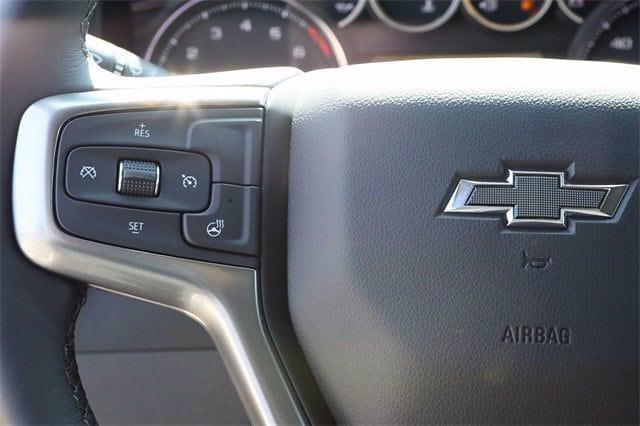 2021 Chevrolet Silverado 1500 Crew Cab 4x4, Pickup #MG382391 - photo 12
